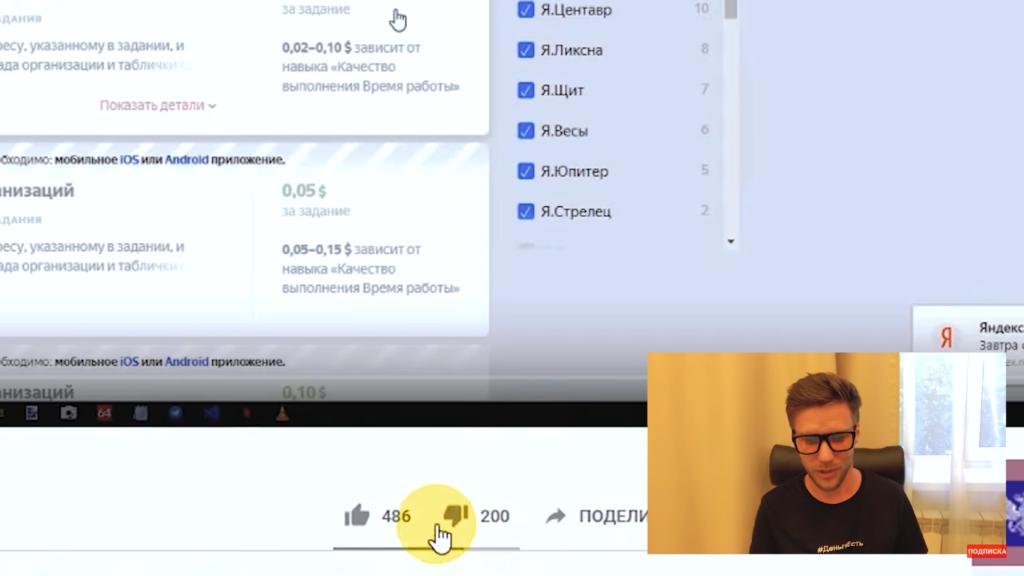 Работа в Яндекс Толока РАЗОБЛАЧЕНИЕ (4)